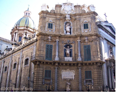 Baroque Architecture on Sicilian Baroque Architecture And Art   See Palermo And Western Sicily